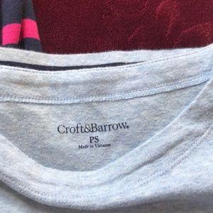 croft & barrow Tops - Two Croft & Barrow Tops Sz PS